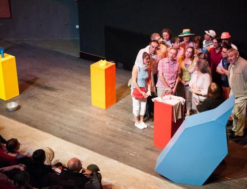 La classe de chant poursuit son aventure dans la soup'opéra « Vies de Château »