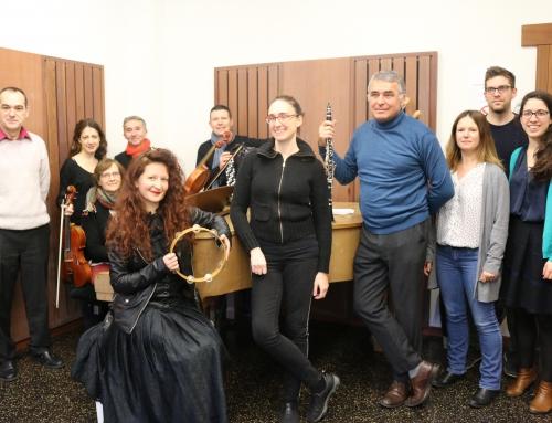 Les enseignants-artistes du Conservatoire en concert à l'auditorium