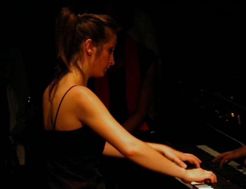 Concert de piano par Anya Potapov