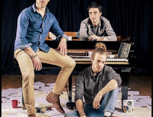 Un vent de Jazz avec Acquaviva Trio