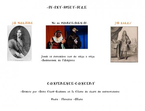 Conférence-Concert