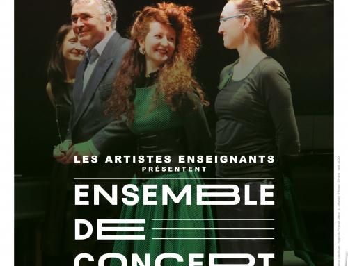 Concert des enseignants-artistes
