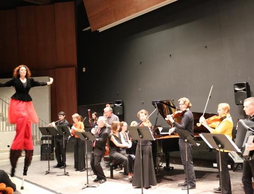 Video souvenir du concert des enseignants-artistes du Conservatoire classé