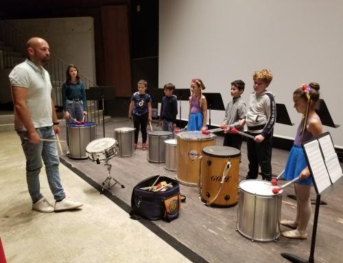 1er juillet 2020 : Dernier jour de classe au Conservatoire