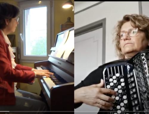 Un duo en vidéo