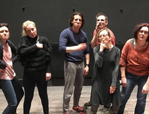 Intégrez la troupe de théâtre adulte du Conservatoire